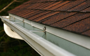 Eavestrough and Fascia